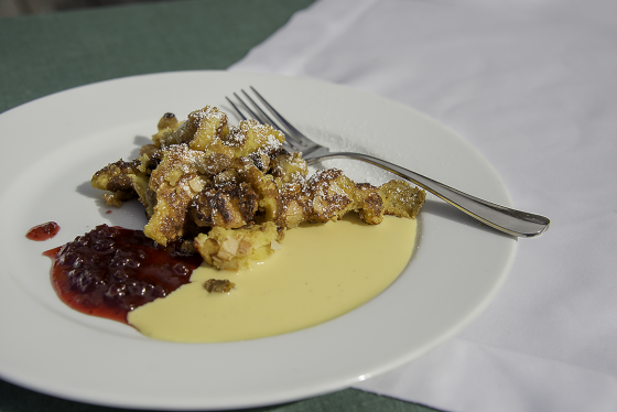 Kaiserschmarrn – a Messy, Sweet Pancake from the Dolomites