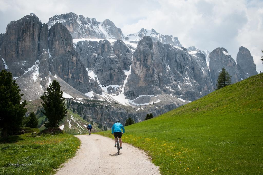 Luxury Mountain Biking Dolomites Bike Dolomite Mountains