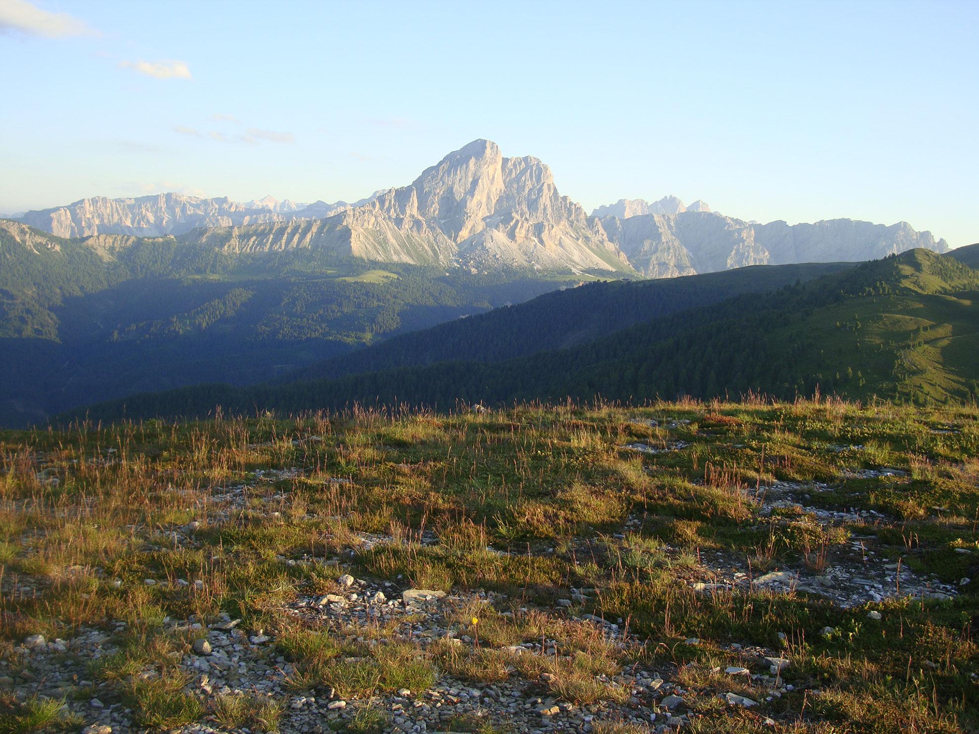 Hiking Getaway Trip South Tyrol Dolomite Mountains