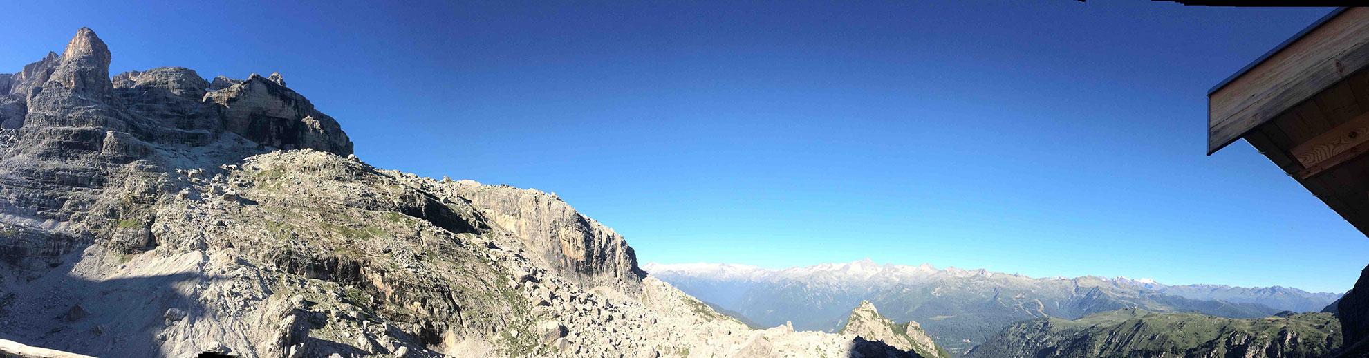 Brenta Dolomites Trips Hike And Via Ferrata Dolomite