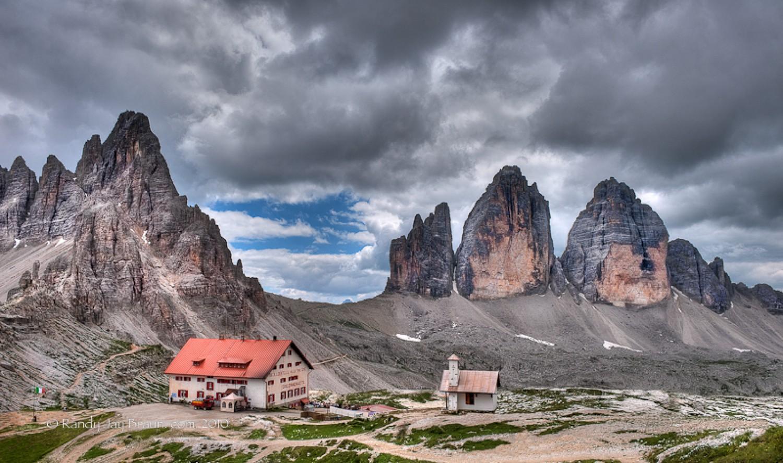 Alta Via 4 Trek Dolomites Hiking Dolomite Mountains