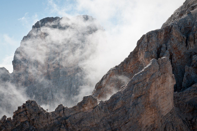 Via Ferrata Alta Via Wwi Dolomites Via Ferrata