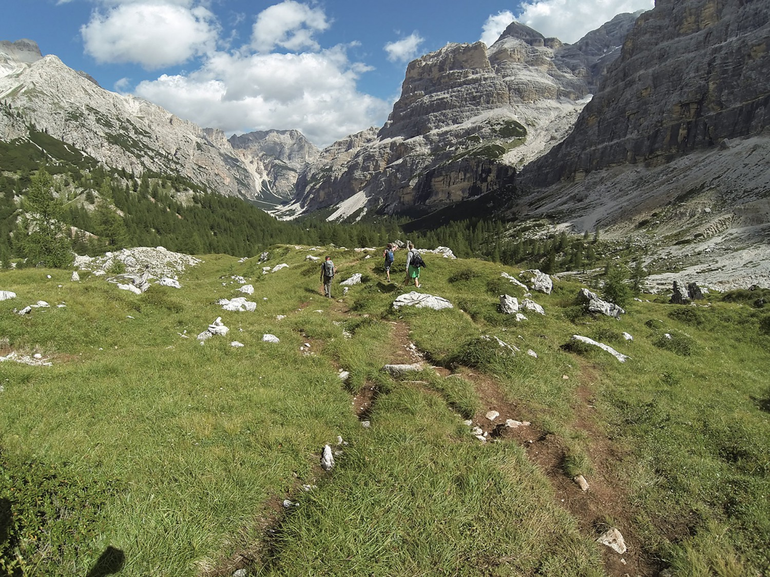Legends Hiking Trip Dolomites Trek Dolomite Mountains
