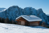 Dolomites On-Piste Hut-to-Hut Ski Safari - 6 days