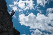 Via Ferrata Traverse in the Dolomites – 7 Days