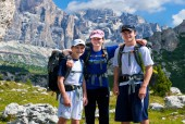 A Mountain Adventure for the Whole Family – Hike, Climb, Bike, and Bond! - 6 days