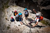 Family Via Ferrata Adventure - 7 days