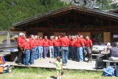 Choirs in the Mountain Huts