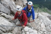 Via Ferrata and Hiking Adventure in Alta Badia – 5 Day Getaway