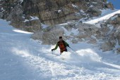 Off-Piste Luxury Ski Adventure in the Dolomites - 5 days