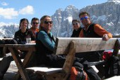 Learn to Ski or Snowboard:  Dolomites Skills Weekends - 4 days