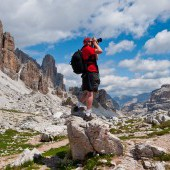 Photo experiences in the Dolomites