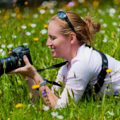 Spring photography in the Dolomites