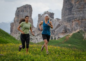 Dolomites Trail Running