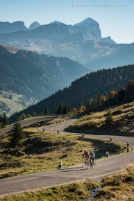 Road Biking in the Dolomites