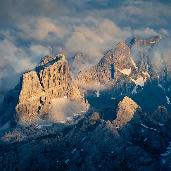 Climate and  Weather in the Dolomites