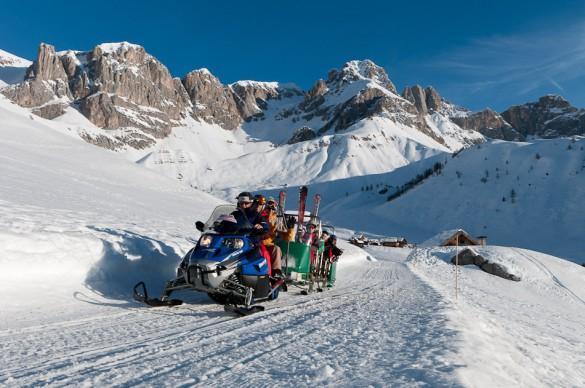 Dolomites Ski Resorts