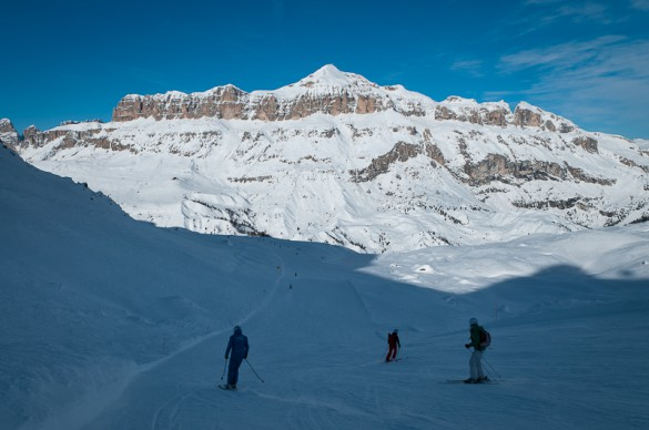 The Guardian, UK:  Italian Dolomites ski and snowboard safari