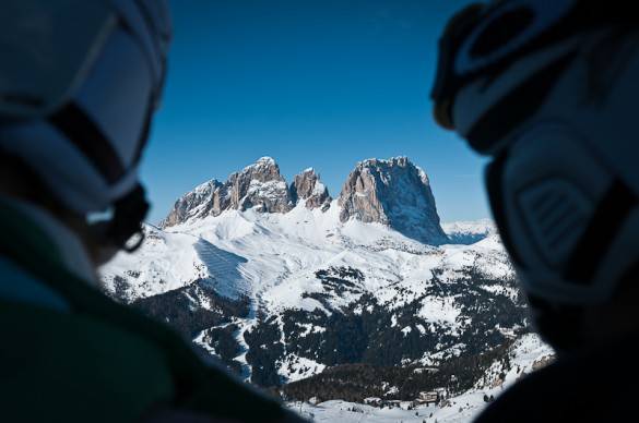 MEN'S JOURNAL – The Italian Spring Skiing Safari
