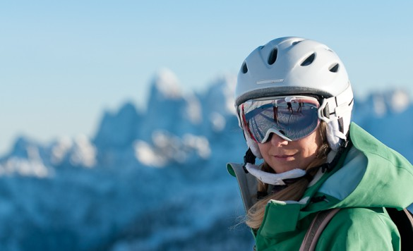Italy: Eat gourmet meals, ski spectacular slopes in the Dolomites. LOS ANGELES TIMES