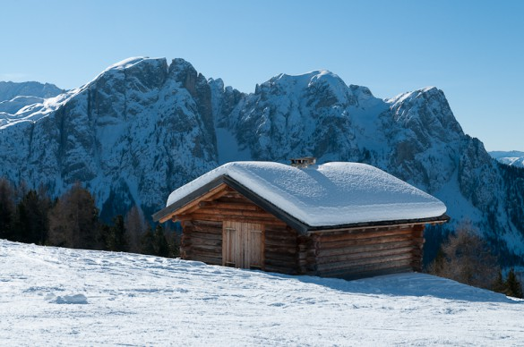 Dolomites Ski Safari Getaway - 2 Rifugio Nights