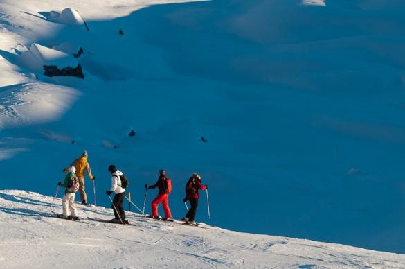 Dolomites Ski Safari Tour