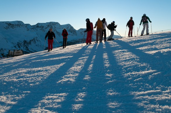 JOURNEYS MAGAZINE AUTUMN/WINTER 2012 – Tour the Dolomites