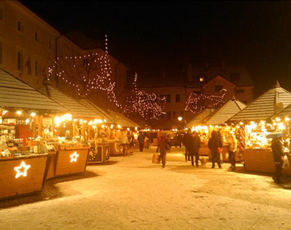 Christmas Market of Vipiteno