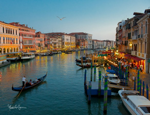 Three Water-World Cities of the Veneto – Treviso, Venice, & Padova