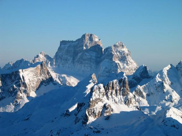 THE GUARDIAN: Italian Dolomites ski and snowboard safari
