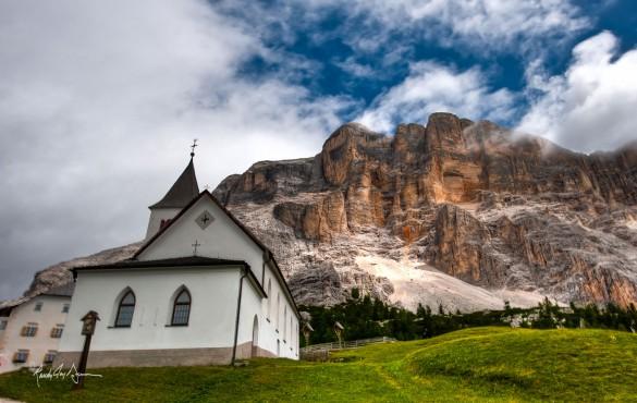 Hiking from Alta Badia to Cortina d'Ampezzo, June 2016