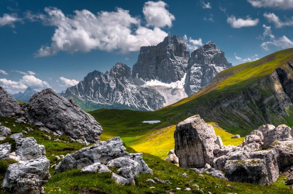 Custom Hike in the Dolomites