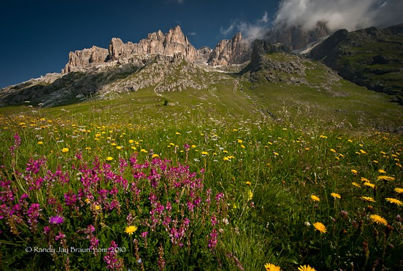 Dolomites - Confimed New World Heritage Site
