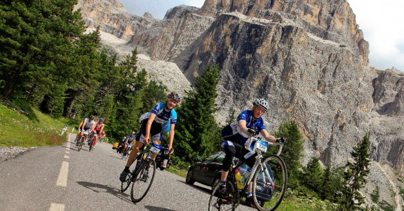 36th Dolomiti Bike Tour