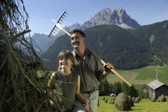 """Heugabel Tage"" in Alta Pusteria"