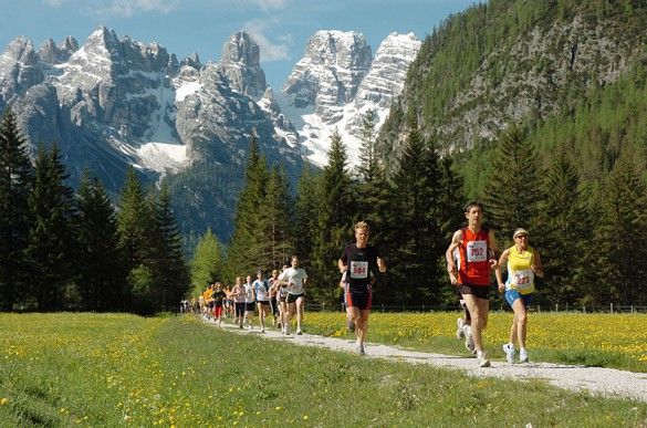 Cortina Toblach Run