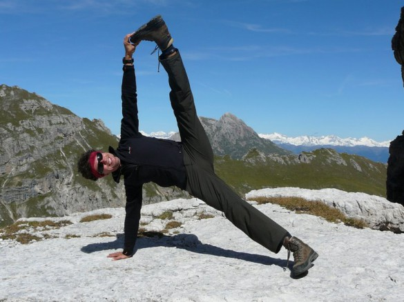 PHOTO & TRAVEL MAGAZINE – Yoga, Italian Style