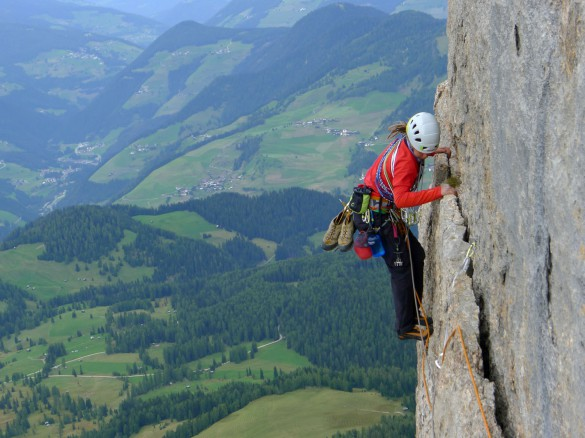 Women Climbing Pioneers of the Dolomites