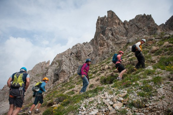 Alta Badia Hiking & Via Ferrata Tour