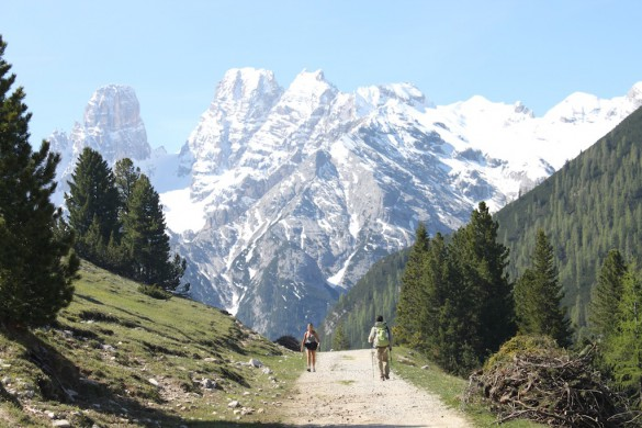 Self Guided Hiking Adventure in the Dolomites