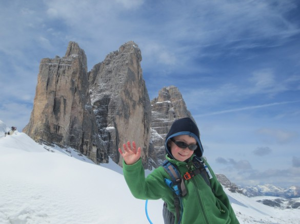 Family Hiking and Via Ferrata Adventure in the Dolomites
