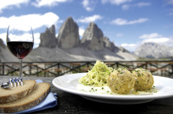 The Best of the Dolomites, Hiking and Gourmet, Sep 2015