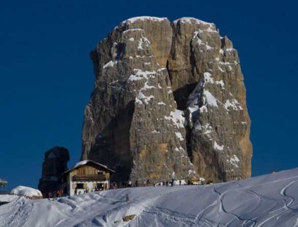 The Dolomites Nominated for Alpine Ski World Cup 2015
