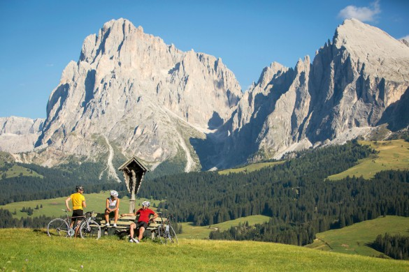 Dolomites E-Bike Grand Traverse
