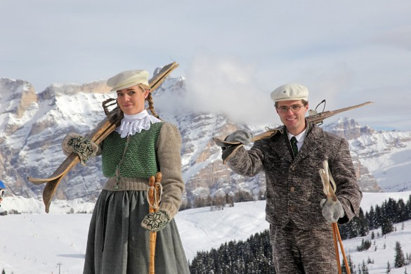 Winter Fun in the Dolomites – So Much More than Just World-Class Skiing