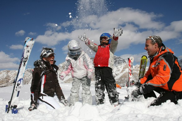 5 Best Ski Runs for Kids