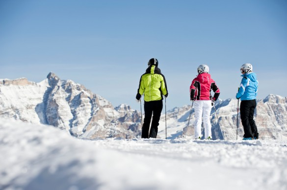 Luxury 3-Country Ski Safari – Italy, Austria, & Switzerland