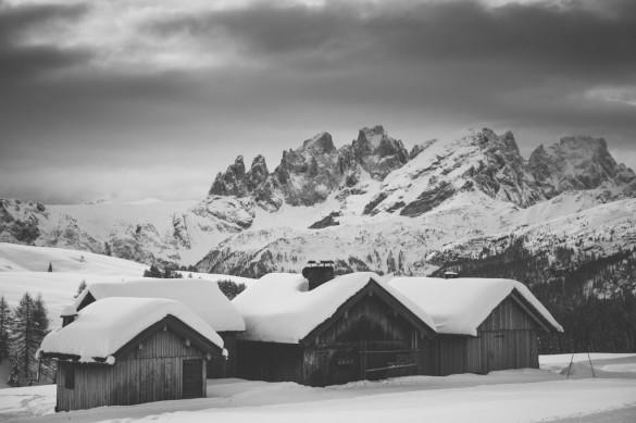 LUXURY LONDON - The Experience: Dolomites Ski Safari