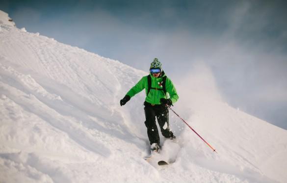 Off-piste Ski Descents in Cortina d'Ampezzo