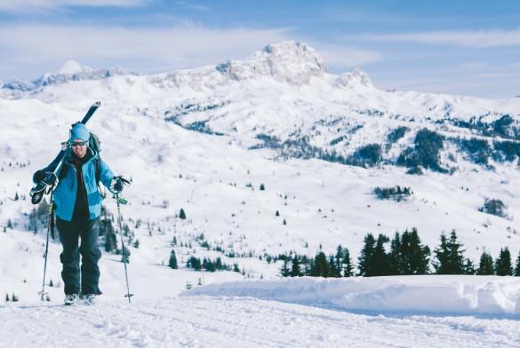 TELEGRAPH SKI AND SNOWBOARD - The Italian Job